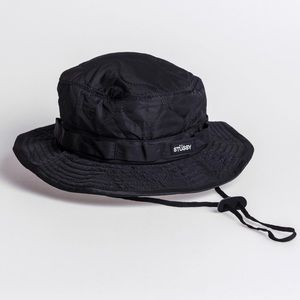 STUSSY QUILTED RIPSTOP BOONIE HAT